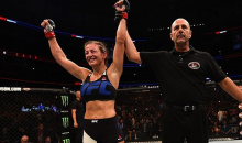 Miesha Tate Defeats Holly Holm At UFC 196 (Video)