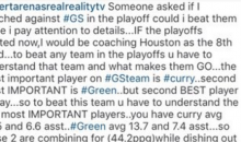 Gilbert Arenas Says 'FACE Guard' Steph Curry & It Will Kill His Confidence No Matter What