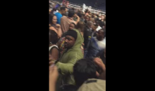 Fan Asks Marshawn Lynch For An Autograph, Lynch Walks Off With His Hat (Video)