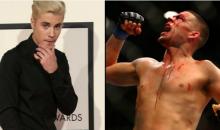Nate Diaz To Justin Bieber After Instagram Diss: 'Shut Your B*tch Ass Up'