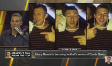 Colin Cowherd Says Johnny Manziel Is Becoming Charlie Sheen (Video)