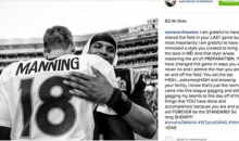 "Did Cam Newton Troll Peyton Manning With ""HiGH"" Instagram Post?"