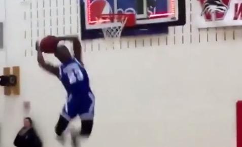 dunk fail