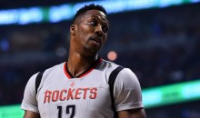 Rockets' Dwight Howard Caught Using Stickum Against Atlanta Hawks