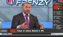 NFL Network's Heath Evans Wants Roger Goodell To Blackball Johnny Manziel (Video)
