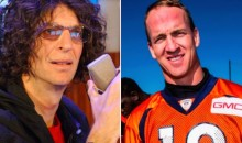 Howard Stern Had A Peyton Manning Impersonator Prank Call A Sports Radio Show (Audio)