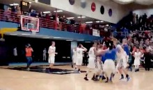Insane High School Basketball Game Goes to 4th OT on Full-Court Buzzer-Beater (Videos)
