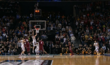 Iowa Defeats Temple With A Wild Buzzer Beating Tip (Video)