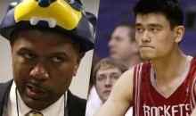 Jalen Rose Says Yao Ming 'Absolutely, Positively' Does Not Deserve To Be In The Hall Of Fame (Video)