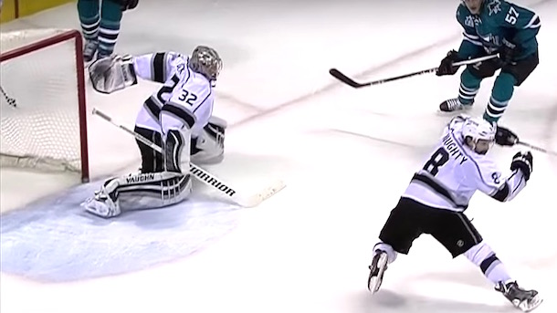 jonathan quick stick save