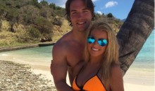 Volunteers WR Josh Smith Seems To Be Enjoying Spring Break with His Crazy-Hot GF (Pic)