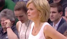 Baylor Coach Gets Pissed, Throws Her Jacket Down the Sideline (Video)