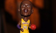 The Lakers Just Can't Seem To Nail Kobe's Likeness in Bobblehead Form (Pics)