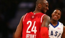 Kobe Bryant's All Star Jersey Sells for a Cool $100,000