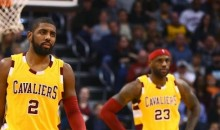 Kyrie Irving and LeBron May Be in a Secret Twitter Fight (Tweets)