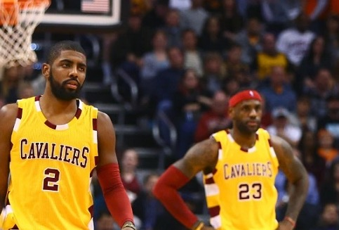 71e6150b730 Kyrie Irving and LeBron May Be in a Secret Twitter Fight (Tweets ...
