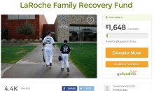 White Sox Fan Creates 'LaRoche Family Recovery' GoFundMe Page