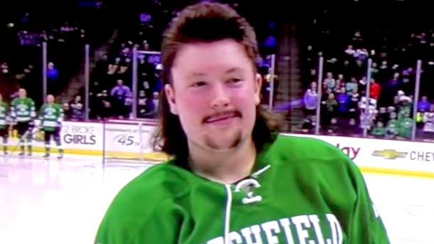 minnesota 2016 all hockey hair team video