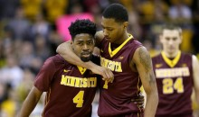 Minnesota Suspended 3 Players For The Rest Of The Year For Posting Threesome Video