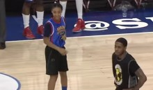 Mo'ne Davis Hangs Just Fine with the Harlem Globetrotters (Video)