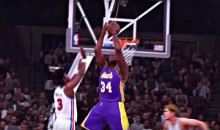 Check Out This NBA 2K Tribute to the 2000s (Video)