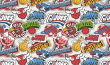 NBA Logos as 80s Cartoons? Awesome (Pics)
