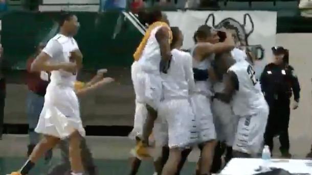 ohio high school basketball regional final