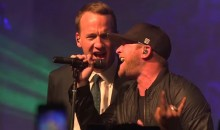 Here's Petyon Manning Singing with Country Star Cole Swindell at His Children's Hospital Gala (Video)