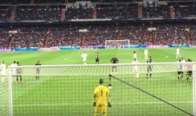 POV Video: Woman Takes Cristiano Ronaldo Penalty Kick to the Face