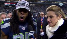 "Richard Sherman Calls Roger Goodell ""Foolish"" For His Ejection Proposal"