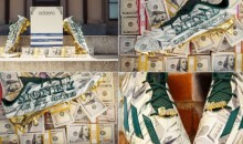 Snoop Dogg and Adidas Team Up for 'Money' Football Cleats (Pic)