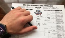 Tom Brady Could Use Some Help Filling Out His Bracket (Pic)