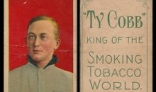 Millions of Dollars Worth of Ty Cobb Baseball Cards Were Found in a Run-Down House