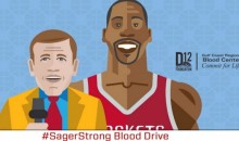 Dwight Howard To Arrange Blood Drive to Honor Craig Sager (Video)