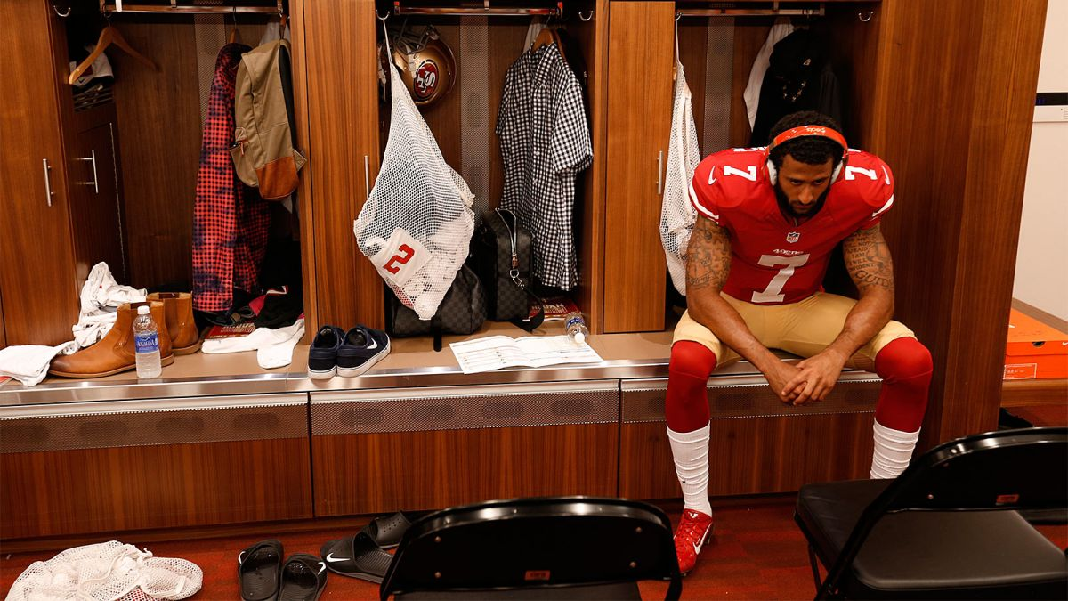 Kaepernick Won T Take Pay Cut To Join Broncos Would