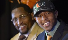 Ray Lewis' Son (Ray Lewis III) Charged With Sexual Assault