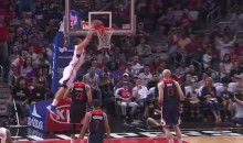 Blake Griffin Returns to Clippers Lineup, Delivers Typical Blake Griffin Alley-Oop (Video)