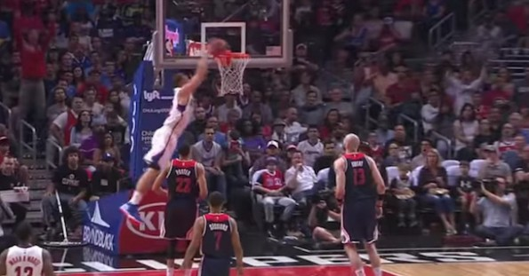 Blake Griffin Alley-Oop