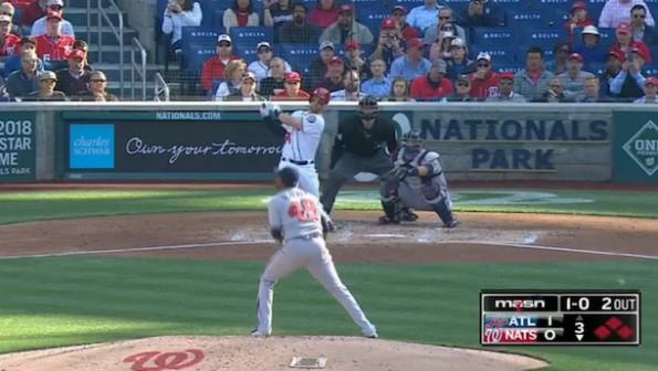 Bryce Harper 100th Home Run