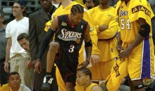Allen Iverson Not A Fan Of People Making Jokes About The Tyronn Lue Step Over (Video)