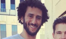 This Photo of Colin Kaepernick Will Leave You Questioning His Off-Season Training (Pics)