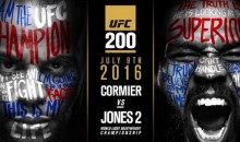 Daniel Cormier vs. Jon Jones Announced for UFC 200