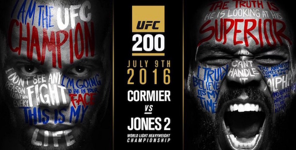 Cormier vs. Jones - UFC 200