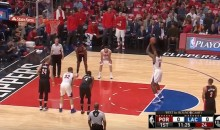 This DeAndre Jordan Free-Throw Attempt is Hilariously Awful (Video)