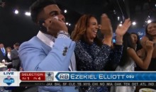 Listen to Jerry Jones' Phone Call Welcoming Ezekiel Elliott to the Cowboys (Audio)