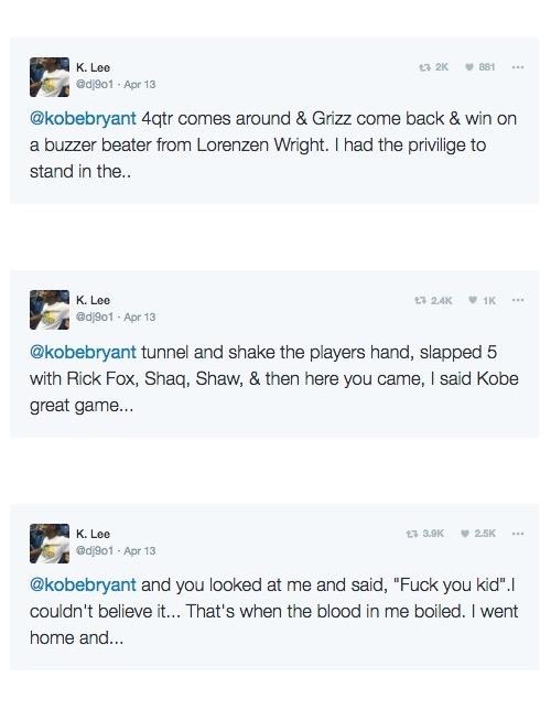 Former Kobe Bryant Fan story fuck you3