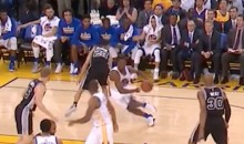 Harrison Barnes Juked Kevin Martin Out Of His Shorts (Video)