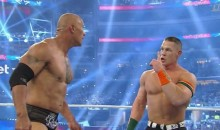 The Rock and John Cena Make Surprise Appearance at WrestleMania 32, Fight Wyatt Family: Internet Reacts