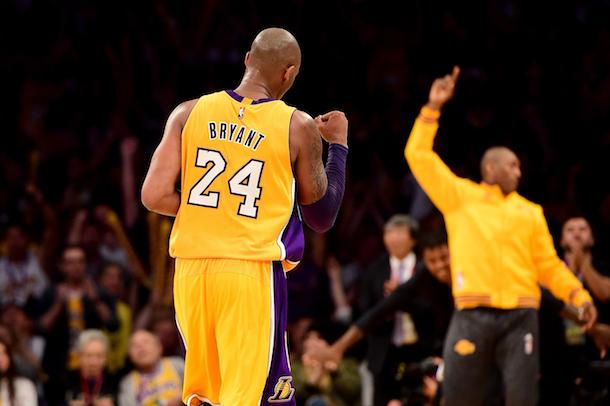 Internet Reacts To Kobe Bryant S Insane 60 Point