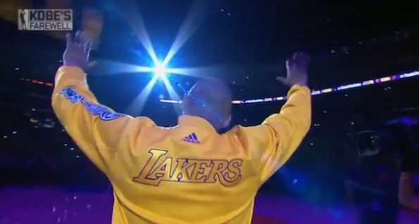 Kobe Bryant Final Intro